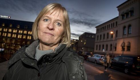 UAKTUELT: Unio-sjef Ragnhild Lied sier det er uaktuelt å si ja til nye regler for arbeidstid. Foto: Øistein Norum Monsen / Dagbladet