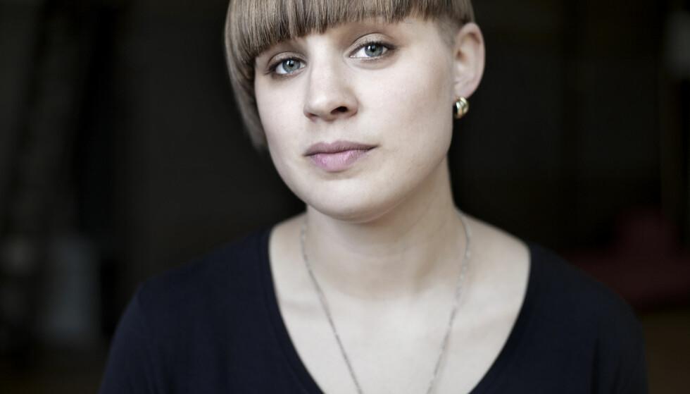 NY PLATE: Frida Ånnevik kommer med sitt femte album, og sitt tredje med egne låter. Foto: Elmine Basma
