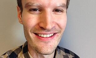 Eivind Digranes, tidligere masterstudent ved Norsk senter for menneskerettigheter, UiO.