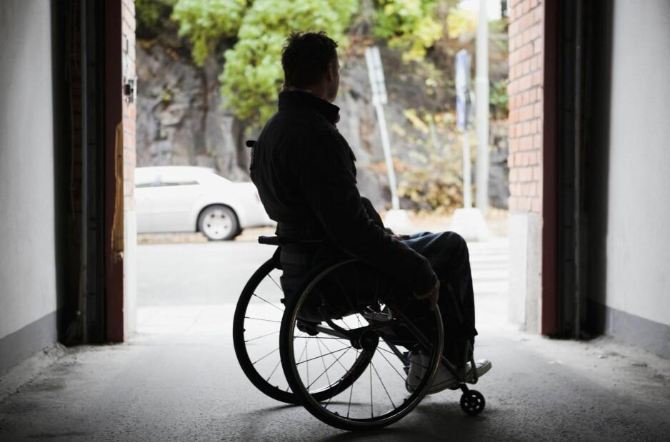Mistruisk: Politi og påtalemyndigheit har ei overordna mistru til at det i det heile tatt er mogleg at kriminalitet mot funksjonshemma kan vere motivert av hat, skriver kronikkforfatteren. Foto: Maskot / NTB scanpix