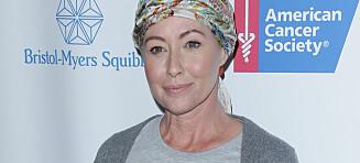 Shannen Doherty om kreftdiagnosen: - Det river deg i stykker