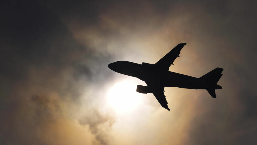 KLIMAPROBLEM: «Det er ingen som vil avskaffe flyene. Det er den voldsomme trafikkveksten som er problemet», skriver artikkelforfatteren. Foto: Fabrice Coffrini / AFP / NTB Scanpix