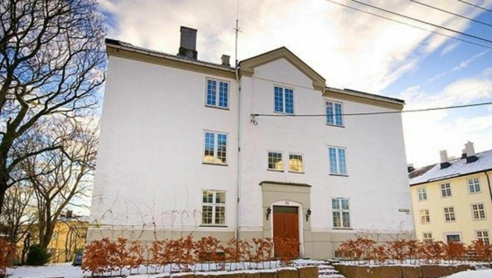 MILLIONKAMP: Budgiverne måtte legge på langt flere nuller enn vanlig er for å være med i kampen om tilslaget på denne leiligheten i annen etasje i Anton Schjøths gate 16 i Oslo. Foto: Nordvik & partners