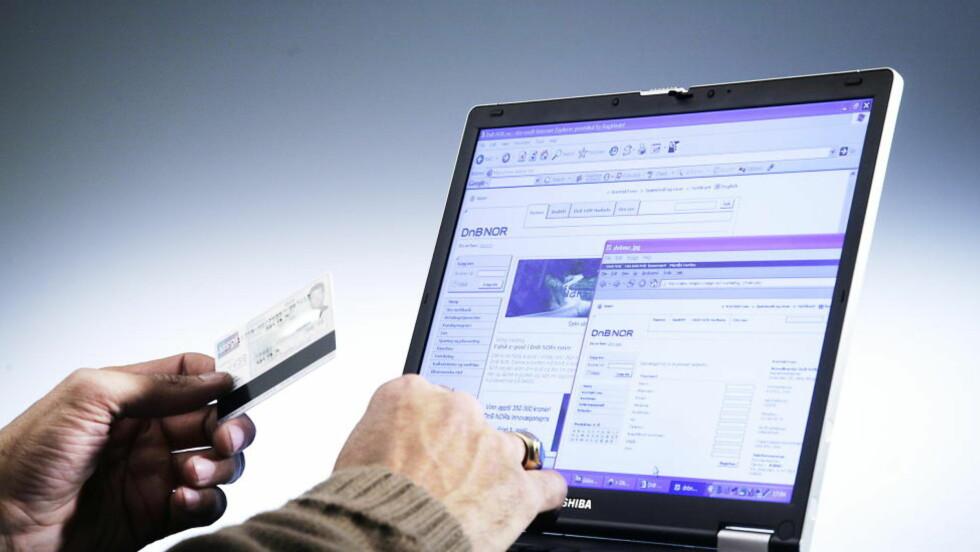 FÅR BANK: De fleste norske nettbanker er avhengige av Java. Men en historie med sikkerhetshull gjør at både kunder, banker og BankID ønsker en annen løsning. Foto: Foto: JON TERJE H. HANSEN / Dagbladet