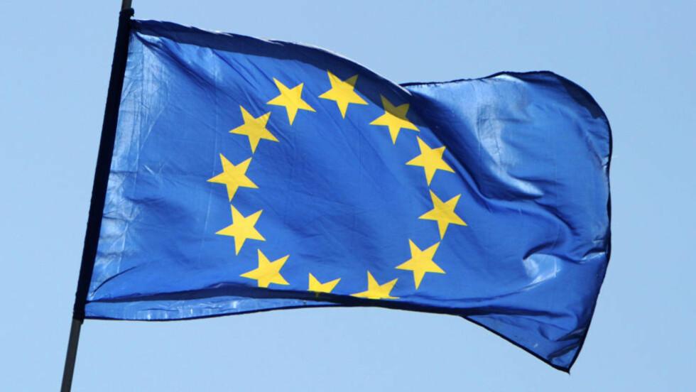 EU: Motstanden mot EU i Norge er bastant. Foto: AFP PHOTO / JENS KALAENE / NTB SCANPIX