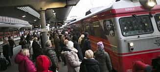 Østfoldbanen åpen igjen