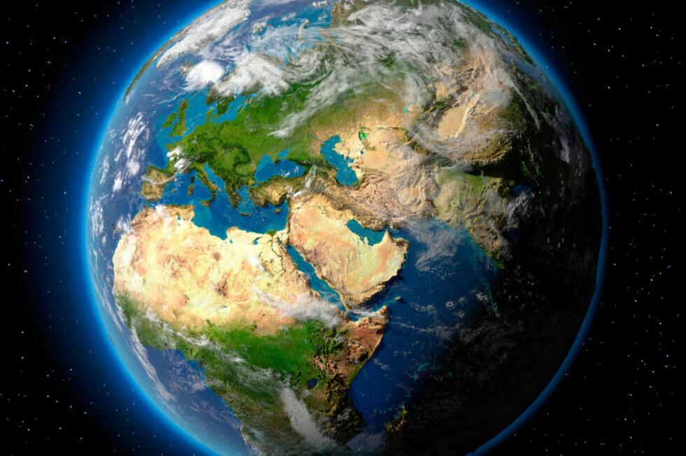 -VAR FOR OPTIMISTISK - Når jeg ser tilbake, må jeg vedgå at jeg undervurderte risikoen for vår planet. Jorden og atmosfæren absorberer mindre karbon enn vi hadde forventet, sier Stern.