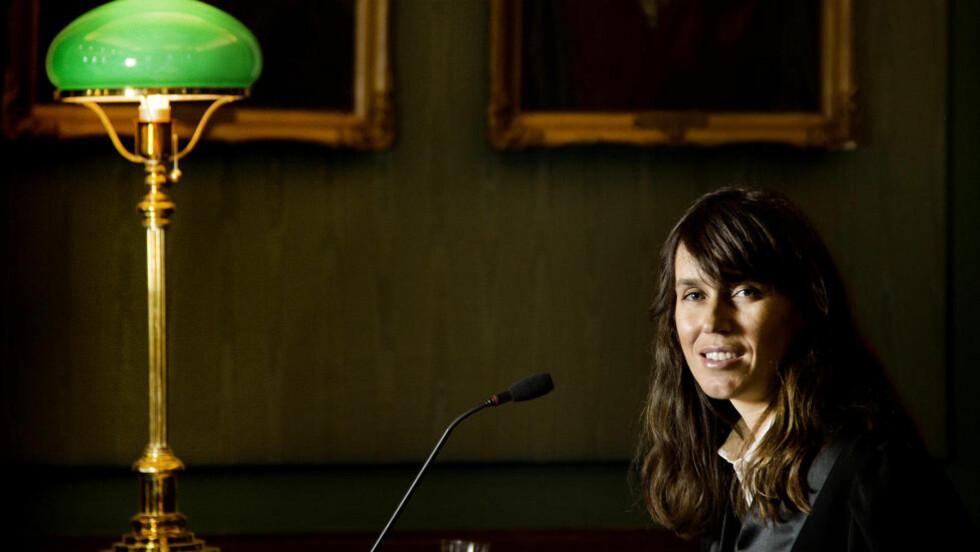 - TILBAKE TIL START: Bettina Banoun, en av Norges fremste skatterettseksperter, mener at Høyesteretts beslutning gjør at grunnlaget for Nerdrums fengselsdom nå smuldrer bort. Foto: Agnete Brun / Dagbladet