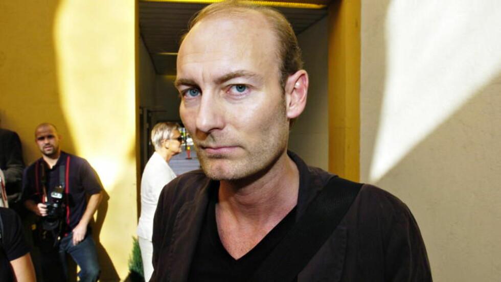 - DET BLIR FEIL: Aftenpostens debatt- og kulturredaktør, Knut Olav Åmås, ønsker heller ikke å stille opp for Norske Selskab. Foto: Truls Brekke/Dagbladet.