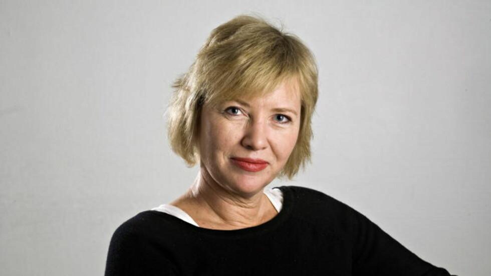 STRIDER MOT ALT JEG STÅR FOR: Det sier politisk redaktør i Dagbladet, Marie Simonsen. Foto: Even Bast / Dagbladet.