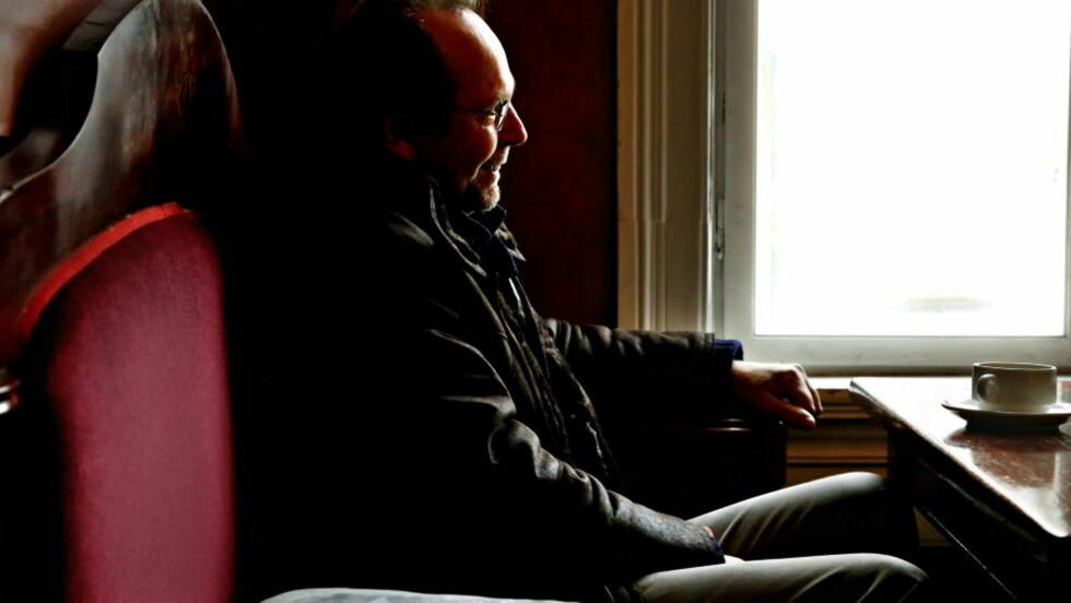 Mistet moren: - Alle som har mistet en forelder vet at savnet kan være stort, sier Ole Paus. Foto: Jacques Hvistendahl / Dagbladet