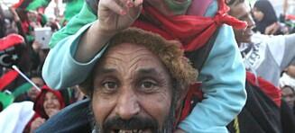 - Det kan ta tiår, men alt er bedre enn Kadhafi