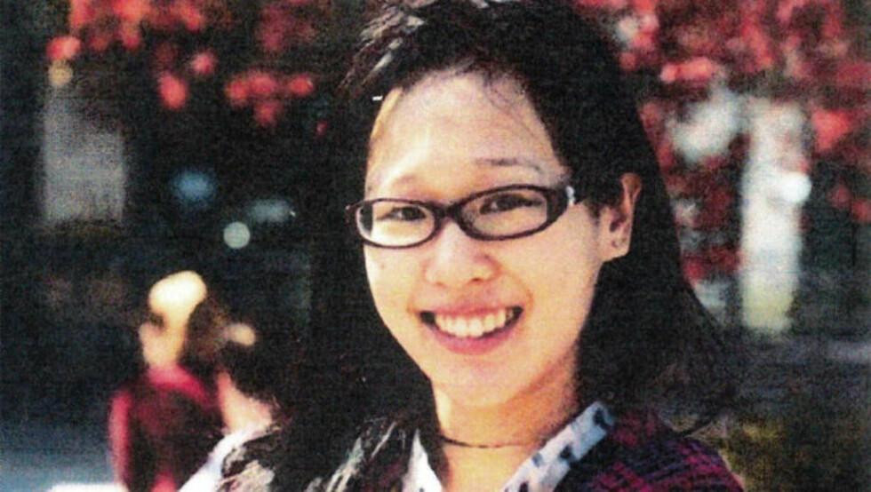 SAVNET I TRE UKER: Canadiske Elisa Lam har vært savnet siden 31. januar. Denne uken ble hun funnet i en vanntank på hotellet der hun bodde i Los Angeles. Foto: LOS ANGELES POLICE DEPARTEMENT/AFP