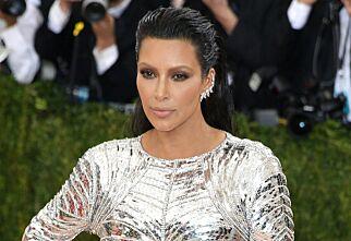 Paris-politiet måtte google Kim Kardashian: - Hun har masse «likes» på Facebook