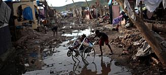 Mener FN må ta ansvar for 9300 koleradødsfall på Haiti