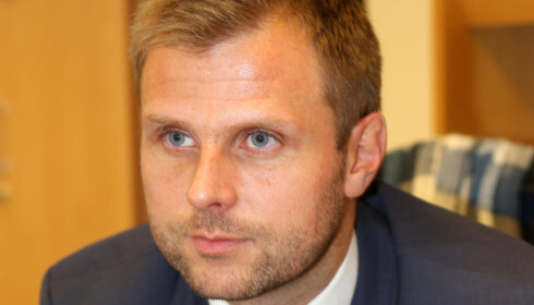 Torgeir Michaelsen (Ap). Foto: Arbeiderpartiet