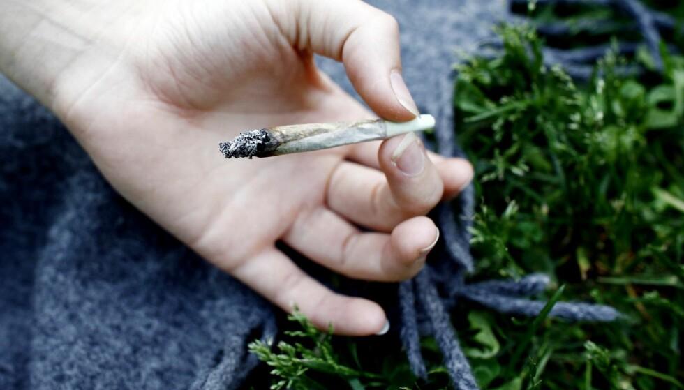 Redningen: Rushelvete, hva er det? For meg var cannabis redningen, skriver Marius N. Karlstrøm. Foto: Sara Johannessen / NTB scanpix