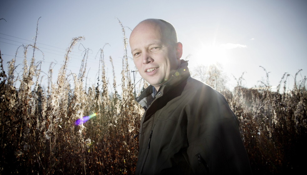 KRITISK: Sp-leder Trygve Slagsvold Vedum kritiserer regjeringen for å ta for lite hensyn til mennesker som bor i ulvesonen. Foto: Tomm W. Christiansen / Dagbladet