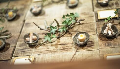 SABI-MAT: Slik ser maten ut på Sabi Omakase, flaggskipet til sushikjeden Sabi. Sabi Omakase vil nå utvide til andre norske byer. Foto: SABI OMAKASE