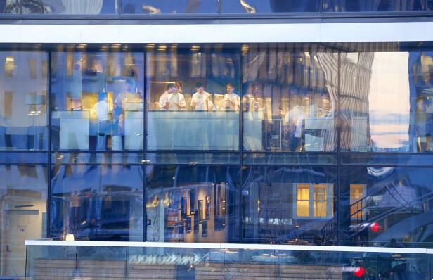 HOLDER KOKEN: Restaurant Maaemo ligger fortsatt på topp, med to Stavanger-restauranter hakk i hæl. Foto: DAGBLADET