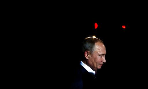image: - Russland bruker midlene de har for å straffe oss