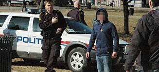 Tiltalt for vold mot vitne under SOS Rasisme-rettssaken: - Du er død, skjønner du det?