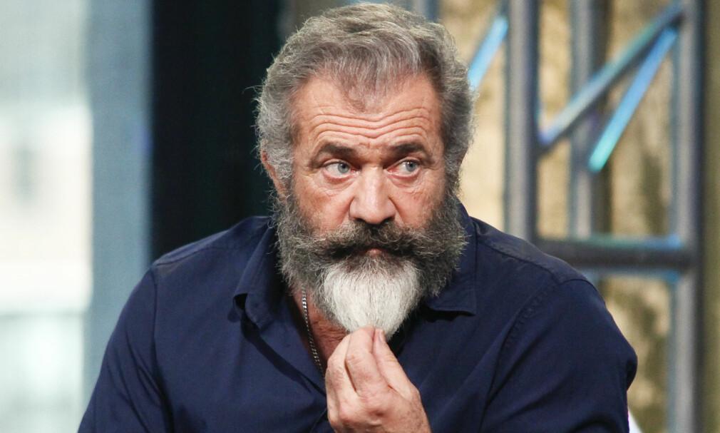 HISSIG: Mel Gibson fikk et dårligere tilbud enn forespeilet av Paramount studios og reagerte kraftig, ifølge en ny biografi. Foto: AP / NTB Scanpix