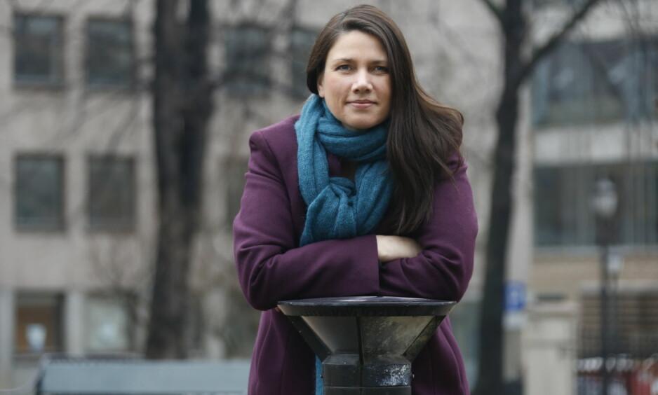 «BILLIG HATRETORIKK»: Heidi Nordby Lunde (H) mener det nye byrådet har gjort det stuereint å kalle private virksomheter for parasitter, velferdsprofitører og feige forretningsfolk. Foto: Tom A. Kolstad / Aftenposten / NTB Scanpix