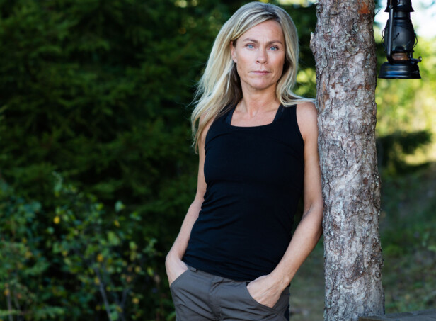 INGEN STRATEGI: Sølvi Nyheim sier til Dagbladet at hennes eneste strategi som «Farmen»-utfordrer er å være seg selv og ta det som det kommer. Foto: Alex Iversen / TV 2