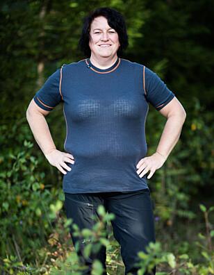 MINDRE KOMFORT: Linda Snoen håper livet på «Farmen» kan lære henne å sette mer pris på de små tingene i hverdagen. Foto: Alex Iversen / TV 2