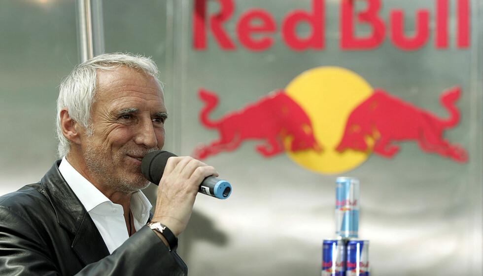 BOSS: Red Bull-grunnlegger Dietrich Mateschitz har vært en avgjørende mann for RB Leipzig sin suksess. Foto: AP