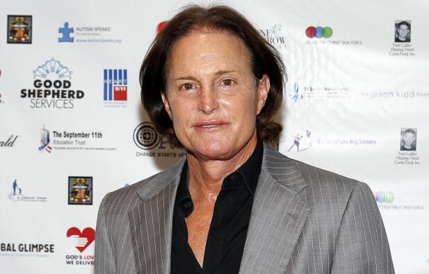 FØR: Slik så Bruce Jenner ut før han ble Caitlyn Jenner. Foto: NTB scanpix