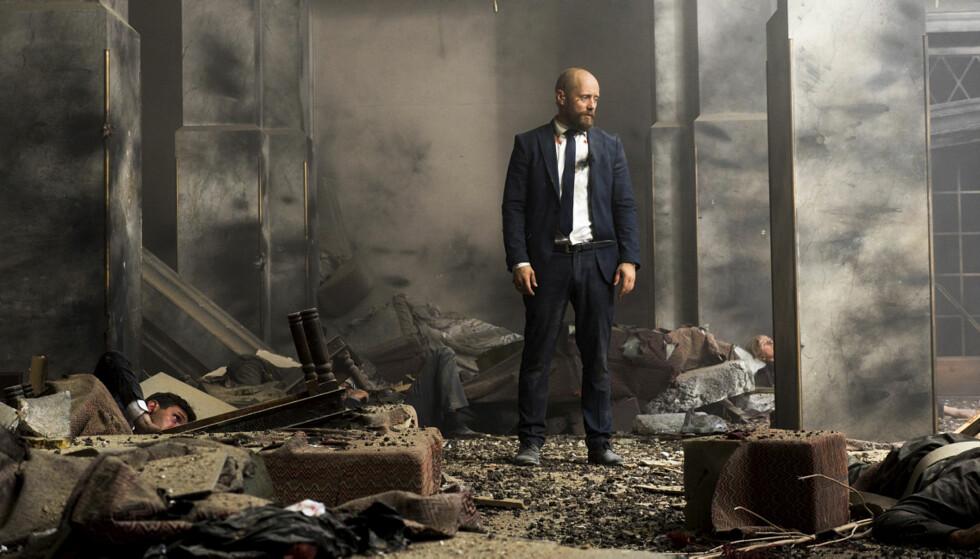 DRAMATISK: NRKs spenningsserie slutter svært dramatisk. Foto: NRK
