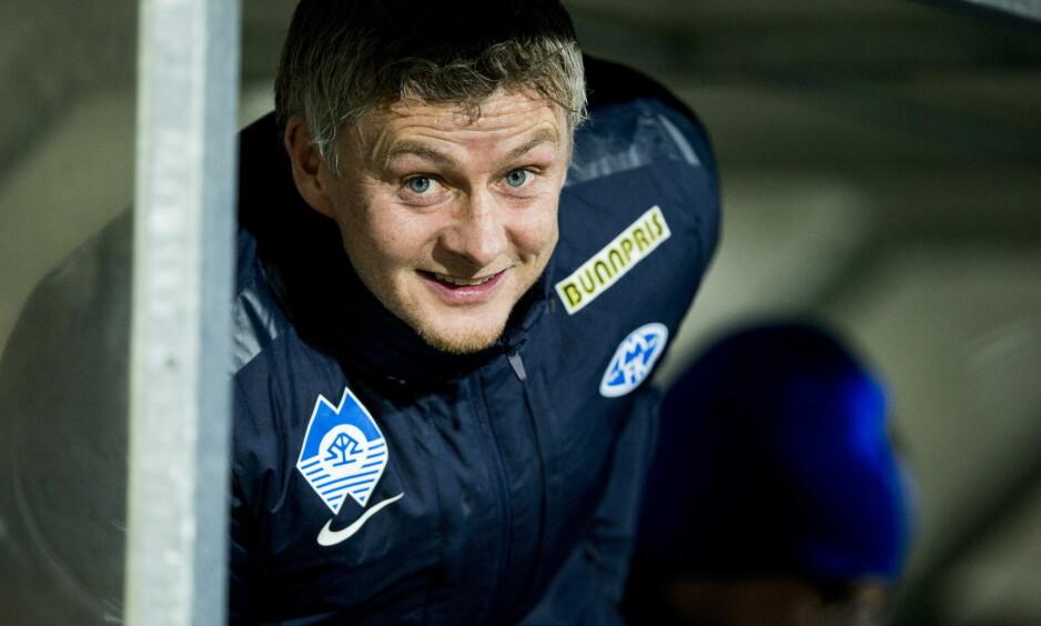 SKUFFENDE SESONG: Ole Gunnar Solskjær og Molde tapte 1-0 for Lillestrøm på Åråsen søndag kveld. Foto: Vegard Wivestad Grøtt / NTB scanpix