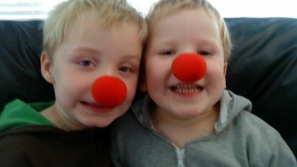 Send oss et bilde og gi penger til Redd Barna