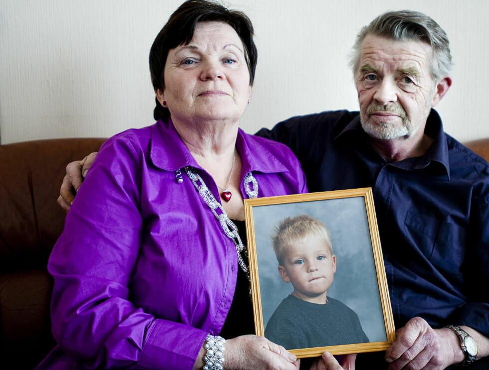 - FØLER SKYLD: I kampen for å få fram sannheten om barnebarnets død, har Ragnhild og Geir Gjerstad også mistet kontakten med sin datter. Foto: Thomas Rasmus Skaug / Dagbladet