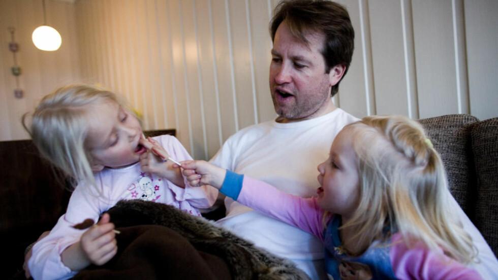 FEDREKVOTE:  Hvem vil ha staten inn på barnerom og kjøkken? Ikke jeg, ikke Høyre, og ingen andre jeg har hørt om, skriver Karianne Bjellås Gilje. Illustrasjonsfoto: Scanpix