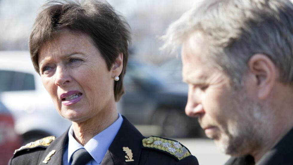 -OPPSIKTSVEKEKNDE  dersom Oslo politimestre ikke har kjent til dette, sier leder Arne Johannessen i Politiets Fellesforbund. Ingelin Killengreen er en av de to politimestrene siden år 2000. FOTO: OLE MORTEN MELGÅRD.