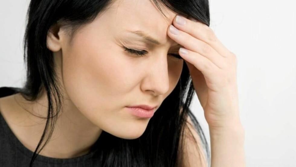 KROPPEN SIER FRA: Ta kroppens signaler på alvor og gå til legen om det oppstår forandringer du ikke forstår. Illustrasjonsfoto: iStockphoto