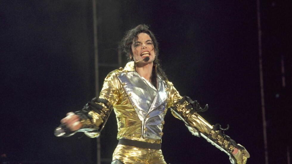 NYE LÅTER OG NYTT ALBUM: Michael Jackson slipper nytt album, halvannet år etter hans død. Foto: Scanpix
