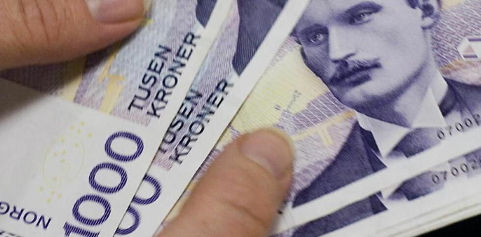 ØKONOMISK: Du sparer flere tusenlapper på å sjekke Dagbladets økonomitips. Foto: Bjørn Langsem / Dagbladet