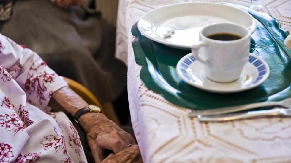 IKKE ENKELT TILFELLE: Vern for eldre er ikke sjokkert over overgrep mot eldre. Denne uka ble det kjent at en 49-åring har forgrepet seg seksuelt på flere eldre i Stavanger. Foto: Håkon Eikesdal/Dagbladet