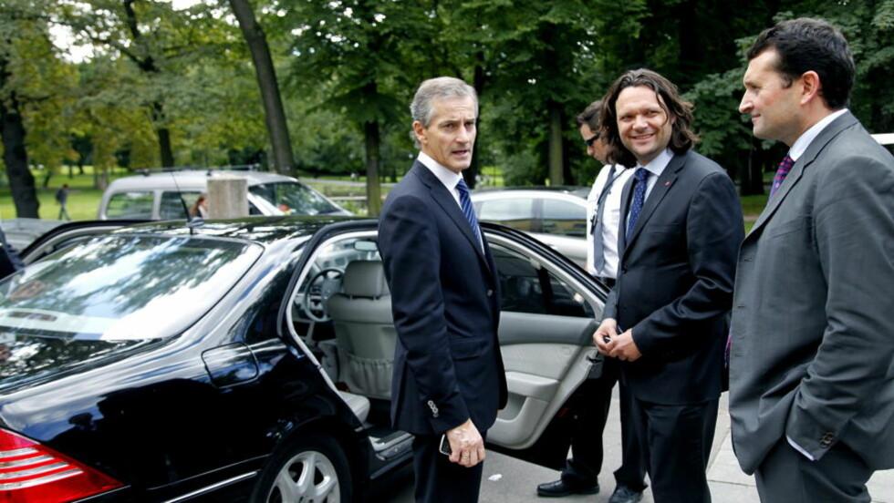 SKEPTISK: Jonas Gahr Støre utrykker det han omtaler som en viss uro for de nye EU-reglene. Foto:Jacques Hvistendahl