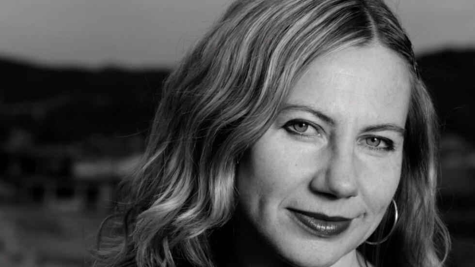 SOLID: Hilde K. Kvalvaag er en solid forteller. Foto: PAUL S. AMUNDSEN