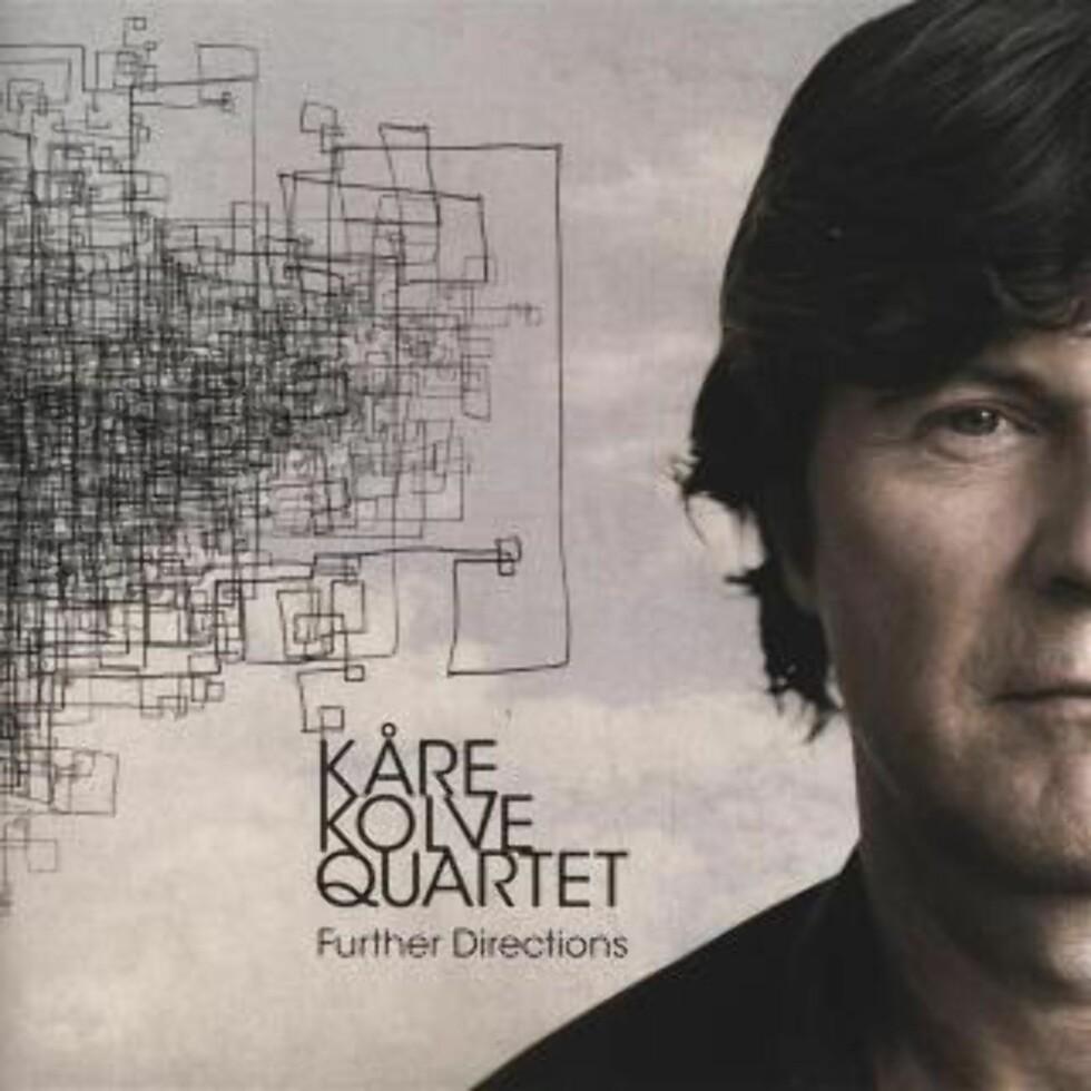 Kåre Kolve Quartet: Følger opp debuten på beste vis.
