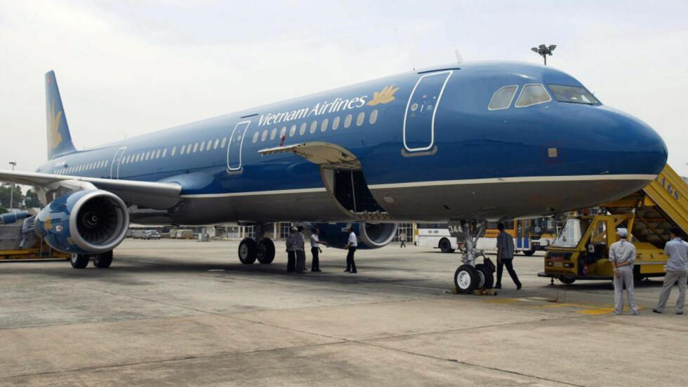 Elektriske problemer: Det var en Airbus A321 av denne typen, tilhørende det britiske flyselskapet BMI, som fikk problemer i august. Hendelsen skjedde på en flyvning mellom Sudan og Libanon. Foto: Scanpix