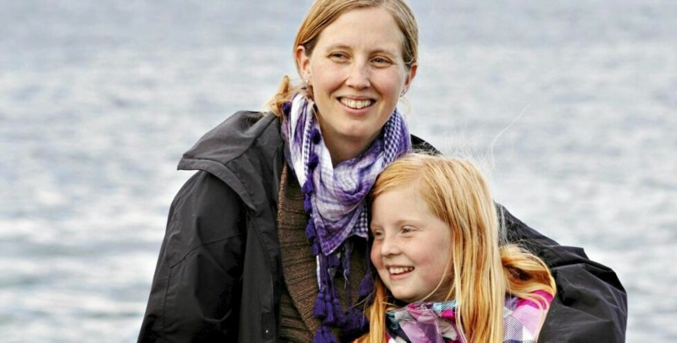 PSYKISK SYK: Elisabeth Heldal vet at hun kan være en god mamma til tre barn selv om hun har vært innlagt på psykiatrisk sykehus.  Tone Georgsen Herregården