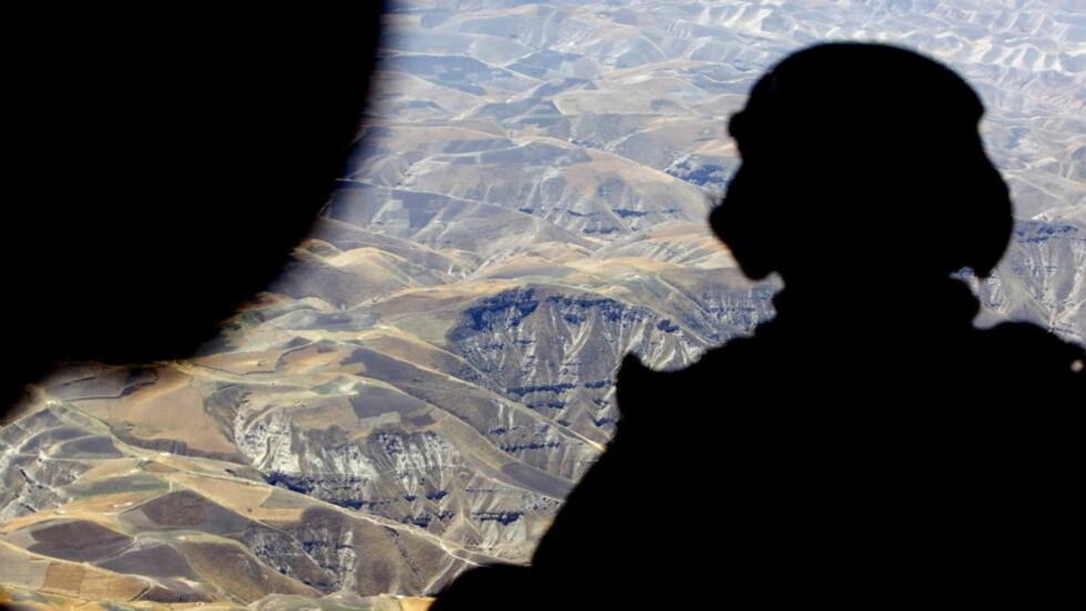 NYE KAMPER: Det var her i Faryab-provinsen kampene fant sted. Foto: Gorm Kallestad / Scanpix