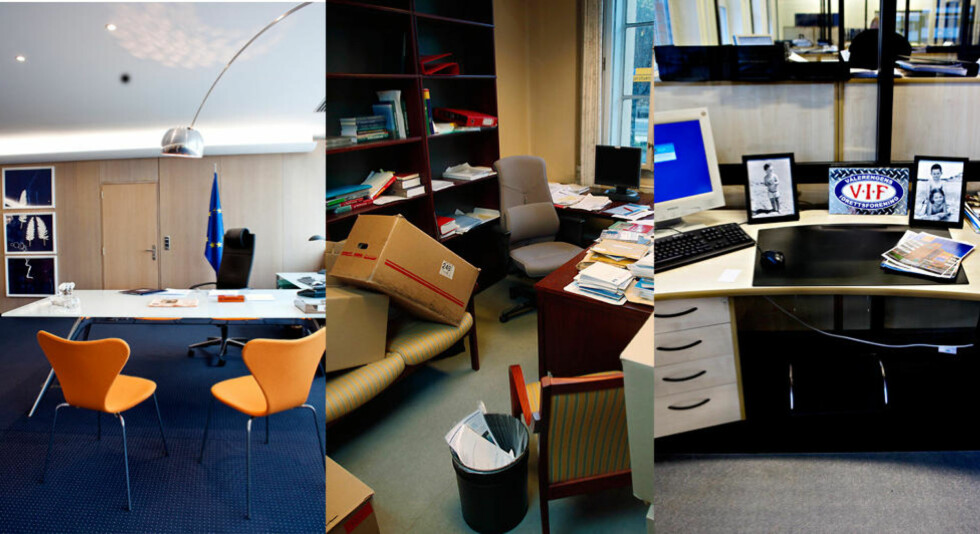Vis meg ditt skrivebord...