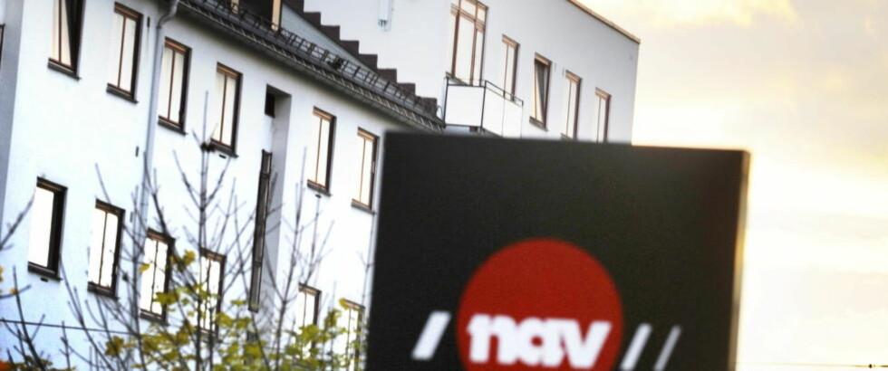 UMULIG Å FÅ SVAR: I elleve måneder har innleggsforfatteren forsøkt å kommunisere med NAV, uten resultat.   Foto: Thomas Rasmus Skaug